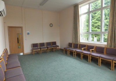the New Wesley Room